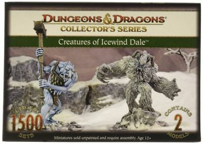 Gale Force Nine GF971026 - Brettspiele, Dungeons und Dragons, Creatures of Icewi