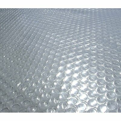 18' Round Magni-Clear Above-Ground Solar Blanket 12 Mil