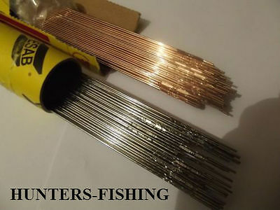 Stainless steel 316L tig welding wire rods 1.6mm x 50 rods