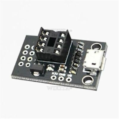 1Pcs For Attiny13a/Attiny25/Attiny45/Attiny85 Development Programmer Board Diy P