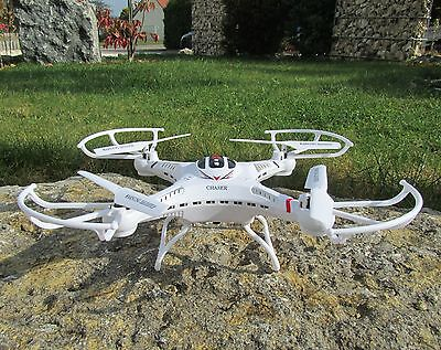 RC UFO Quadrocopter Ø 40cm Drone with HD CAMERA 2.4 GHz 60050