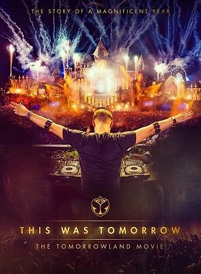 This Was Tomorrow - The Tomorrowland Movie Blu-Ray New+ Hans Zimmer/Faithless/+