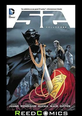 52 FIFTY TWO VOLUME 1 GRAPHIC NOVEL Paperback Collects #1-26 by Geoff Johns