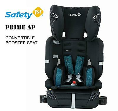 Safety 1st Prime Ap Convertible Booster Infant Baby Car Seat 6mth to 8year Teal