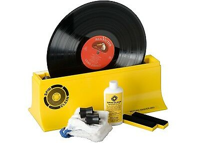 Spin Clean Record Cleaning System MKII