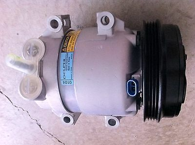 GENUINE HOLDEN Commodore SS AC AIRCON COMPRESSOR VT VX VY LS1 GEN3 V8 5.7L NEW !
