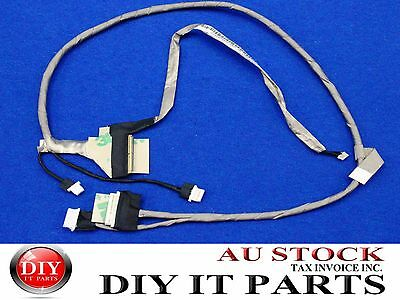 Toshiba Satellite A660 3D LCD LED Screen Cable P/N K000103160  D0020012Q10 NEW