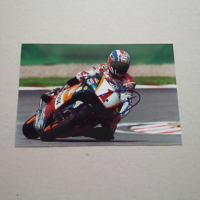 MICK DOOHAN 5 x WELTMEISTER Moto GP HONDA In-person signed Photo 10x15