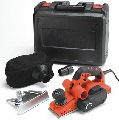 Black & Decker Planer KW750K Planer (plane) 750w, For Rebating Doors And More...