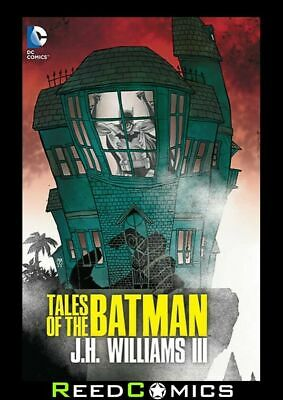 TALES OF THE BATMAN J H WILLLIAMS III HARDCOVER (448 Pages) New Hardback