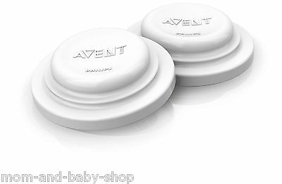 PHILIPS AVENT SEALING DISKS DISCS x6 NATURAL CLASSIC FEEDING BOTTLE SCF143/06