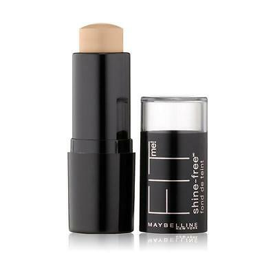 Maybelline Fit Me! Oil-Free Stick Foundation, 120 Classic Ivory, 0.32 Ounce