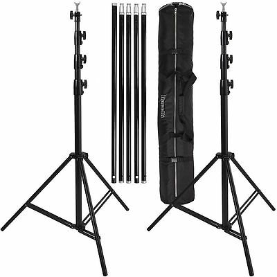 Ravelli Photo Video Backdrop Stand Muslin Background Support 10x12 Studio Stands