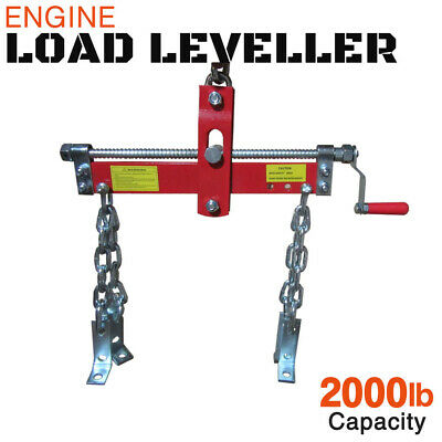 ENGINE LOAD LEVELER * 2000lb/ 907kg Capacity * Leveller Lifting Balancer Balance