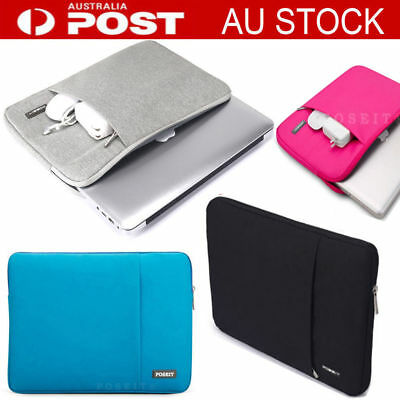 "Soft Laptop Sleeve Case Carry Bag Cover Case for MacBook Air/Pro 11"" 13"" 15"" 17"""