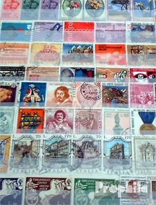 Italy 500 different stamps