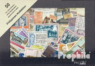 Philippines 50 different stamps