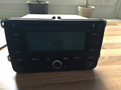 original volkswagen radio navigations system rns 315 nar. Black Bedroom Furniture Sets. Home Design Ideas