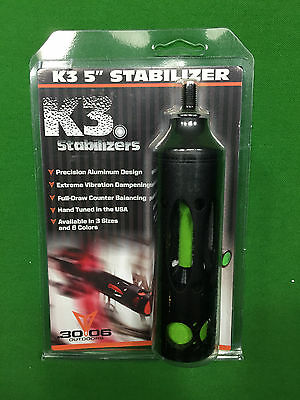 "K3 5"" Stabilizer (in two colours)"