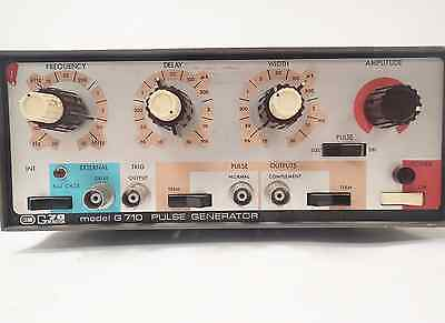Eh Research Labs G710 Pulse Generator