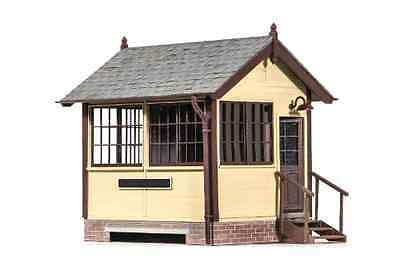 Peco LK-709 Ground Level Signal Box O Gauge Kit