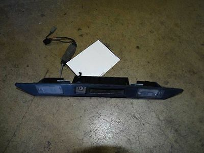 07 Audi A6 Quattro C6 Sedan Rear Driver Assist Back Up Camera Assy Trim
