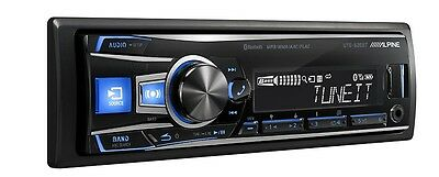 Alpine UTE-62EBT Digital Media Receiver with Bluetooth / USB / iPod / iPhone