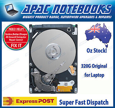 Original 320GB Hard Drive for ACER ASPIRE ONE D270 P0VE6