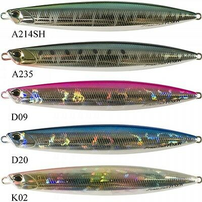 lot de 2 CUILLER A JIGGER DUO PRESS BAIT FUSION 115  11.5 CM