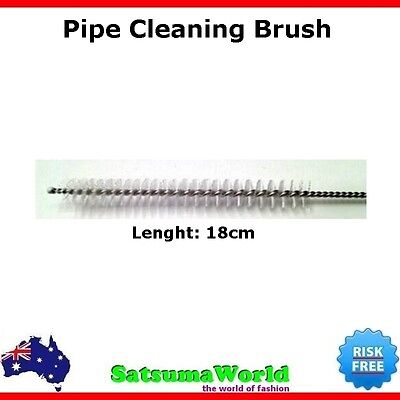 New Metal Pipe Cleaning Brush Tool Accessory Heavy Duty Cleaner Stainless steel