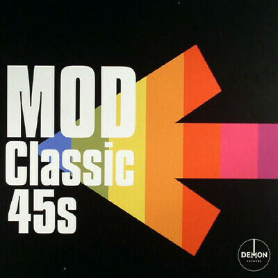 "Mod Classic 45s RSD exclusive 10 x 7"" mono vinyl box set NEW/SEALED"