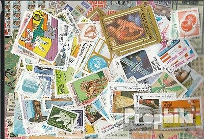Guinea-Bissau 200 different stamps