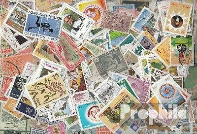 Nepal 200 different stamps