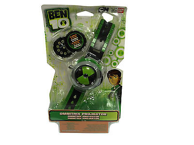 Ben 10 Cartoon Network Omnitrix Projector Watch Toy For Boys Gift UK Brand New