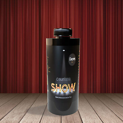 Suntana Show Tan - 'Encore' - Dark Performance Spray Tan - 12% DHA - 250ml