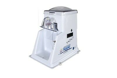 Commercial Ice Shaver Snowie 1000AC Shaved Ice Machine
