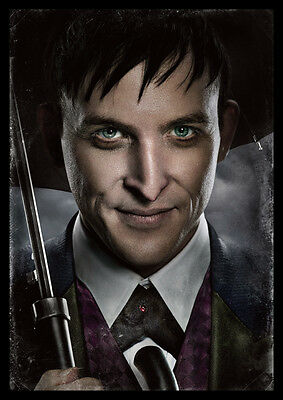 Gotham Oswald Cobblepot Repro The Penguin Poster