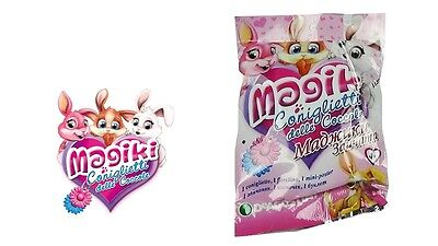 Magiki Bunnies Blind Bag  (One Supplied )  - Brand New