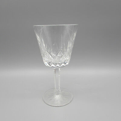 SET OF FOUR - Waterford Crystal LISMORE Claret / Large Red Wine Glasses