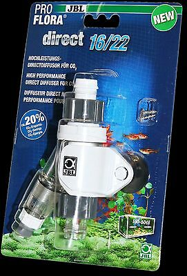 JBL ProFlora Direct Inline CO2 Diffuser for external filter 16/22 mm aquarium