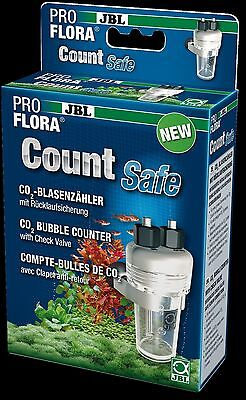 JBL ProFlora Countsafe CO2 bubble counter & check valve Count Safe