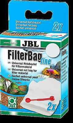 JBL FilterBag Fine x2 (filter bag net rowaphos media aquarium external eheim)