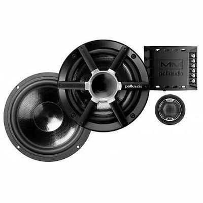 "Polk Audio MM6501 6.5"" 2-Way Marine Certified Component System"