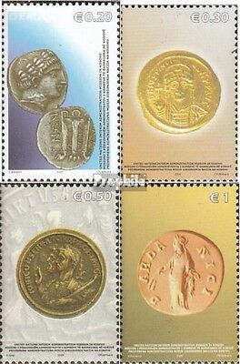 kosovo (UN-Administration) 59-62 mint never hinged mnh 2006 Historical Coins