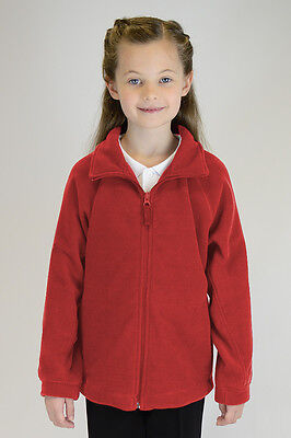 Trutex Red Fleece