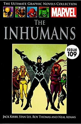 Marvel Ultimate Graphic Novels Issue 109: The Inhumans  #D28