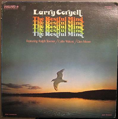 """Larry Coryell """"the Restful Mind"""" - Lp"""