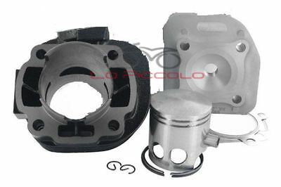 Kt00087 Gruppo Termico Cilindro Dr Modifica 70Cc D.47 Yamaha Neo's Why Jog R