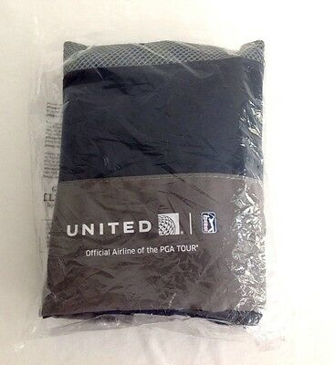 United Airlines First Class Pga Golf Tour Amenities Bag W/balls ~ Le ~ Sealed