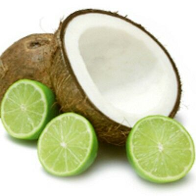 Coconut Lime Verbena Fragrance Oil Soap & Candle Making Supplies *Free Shipping*